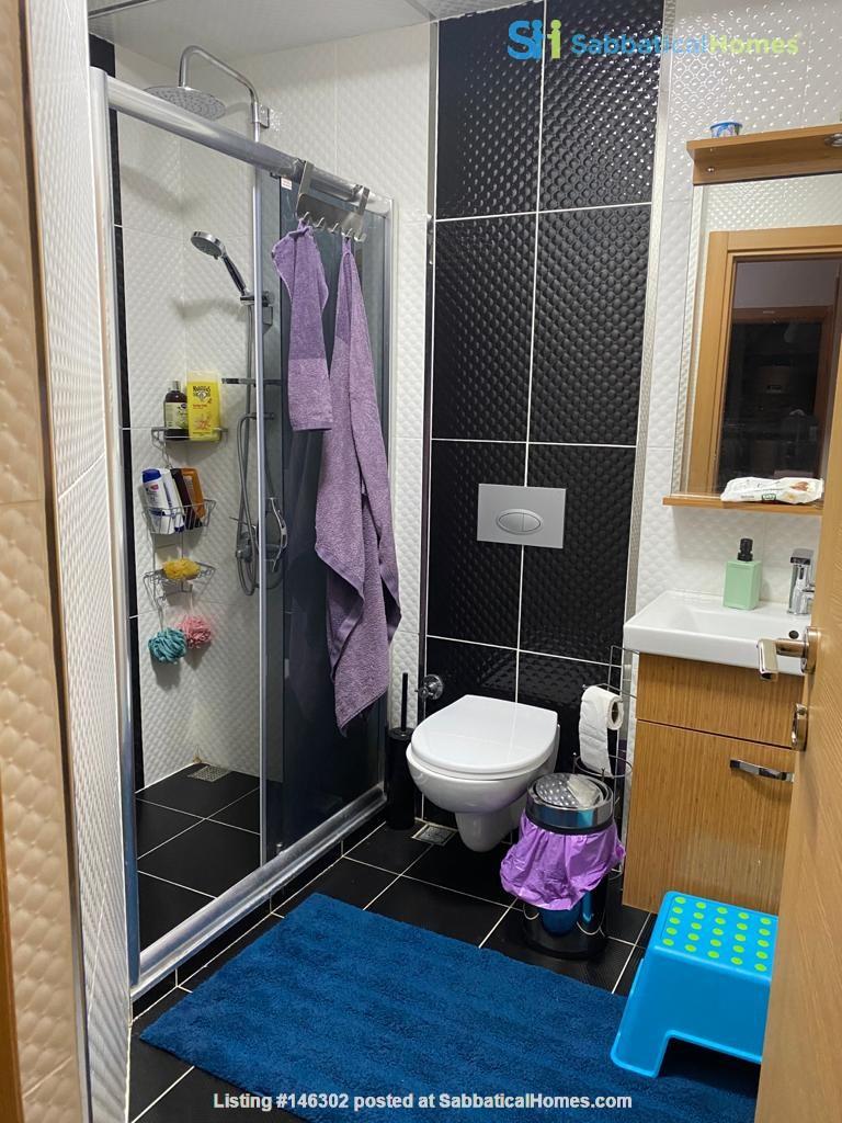 Serene Apartment Duplex in Üsküdar (Fully Furnished) Home Rental in  5