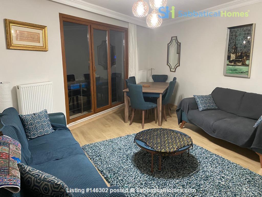 Serene Apartment Duplex in Üsküdar (Fully Furnished) Home Rental in  6