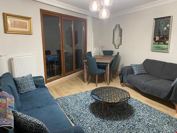 Serene Apartment Duplex in Üsküdar (Fully Furnished) Home Rental in  6 - thumbnail