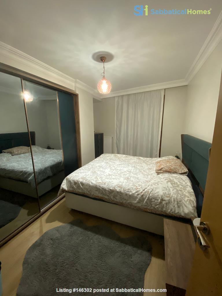 Serene Apartment Duplex in Üsküdar (Fully Furnished) Home Rental in  2