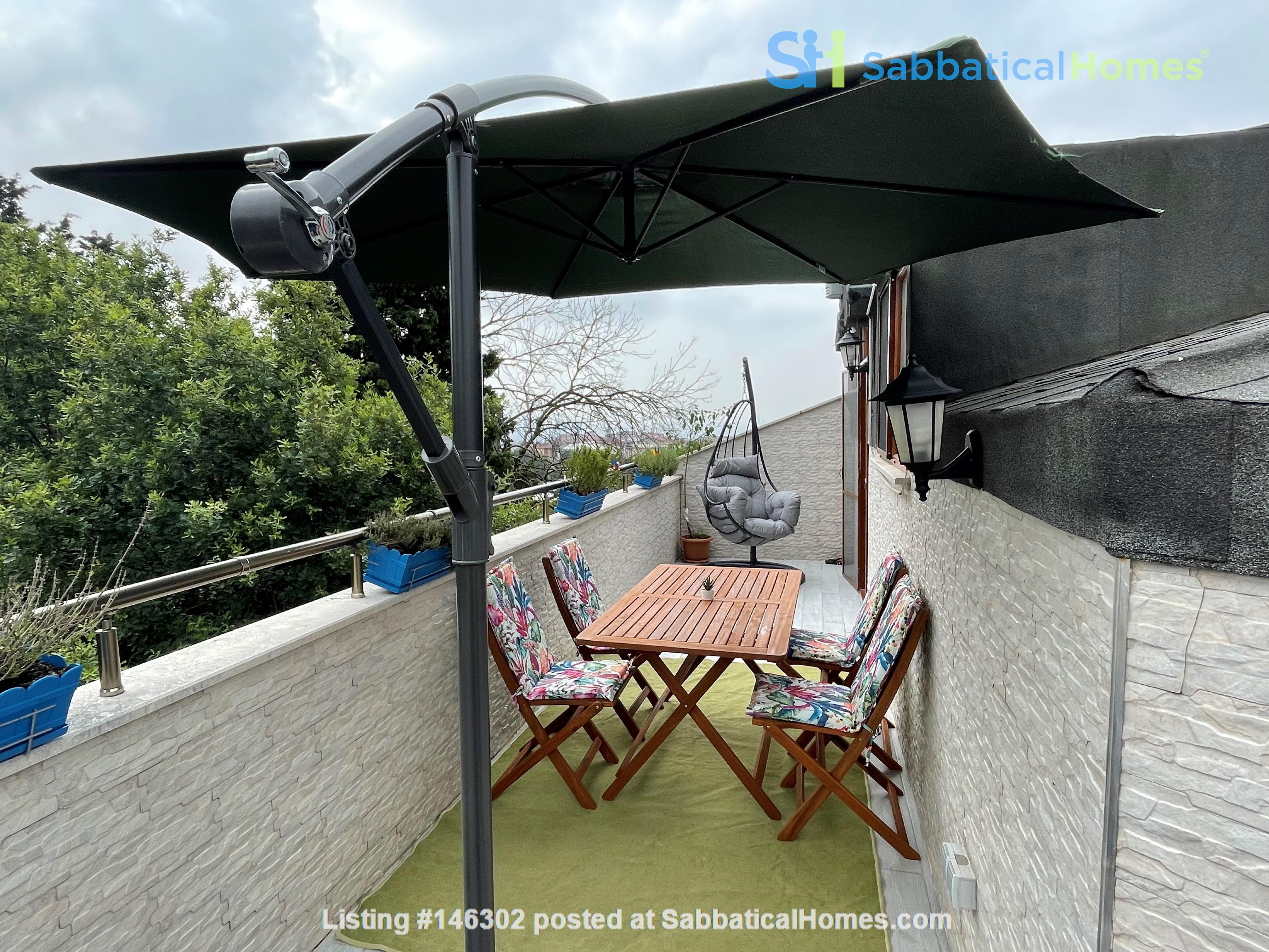 Serene Apartment Duplex in Üsküdar (Fully Furnished) Home Rental in  0