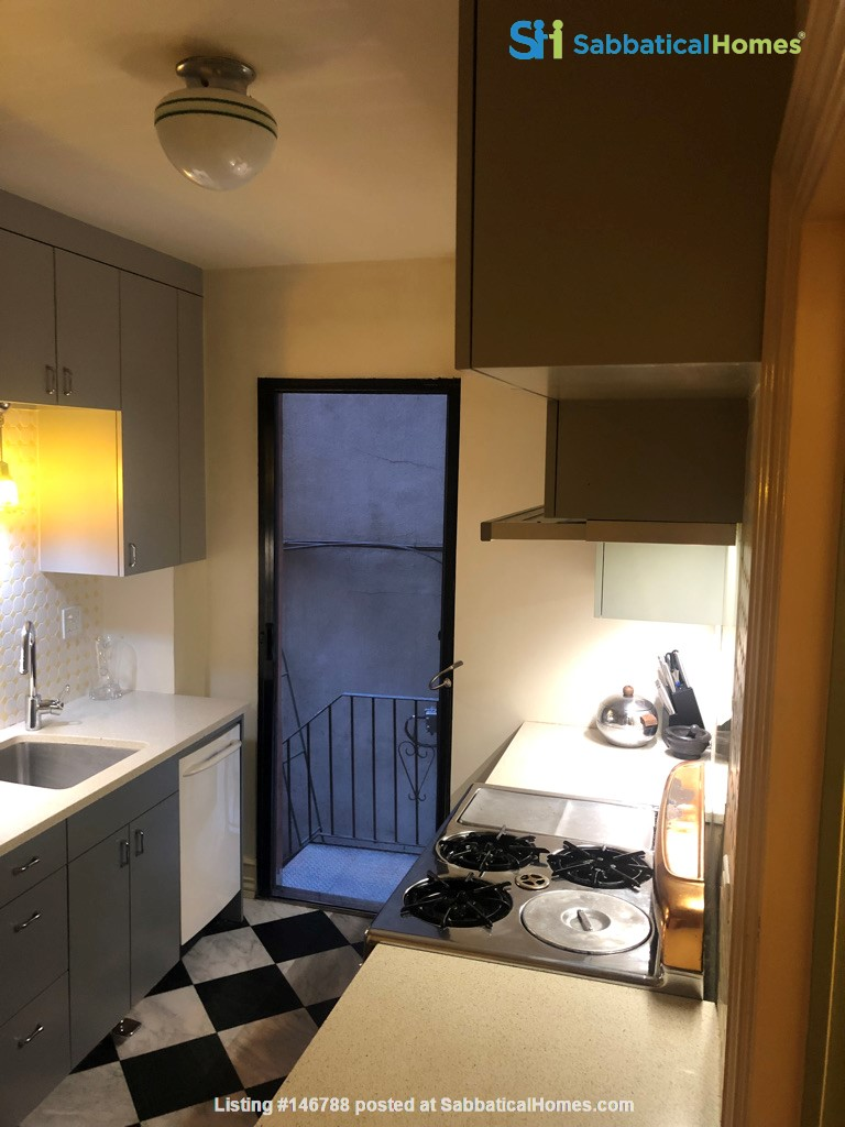 Beautiful Spacious 2BR/2 full bath duplex in Midtown w/outdoor space for'22 Home Rental in New York, New York, United States 3
