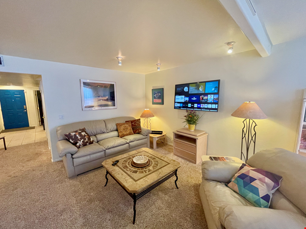 listing image for Serene private 3-bedroom townhome very near University of Arizona in Tucson